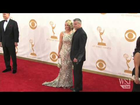 Emmy 2013 Red Carpet Arrivals