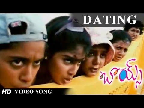 Boys Movie | Dating Video Song | Siddarth, Bharath, Genelia