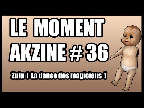 Le Moment AkZine - Garry's Mod : Murder | Zulu ! La dance des magiciens ! | N°36