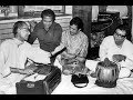 S. D.  Burman and his Music Room