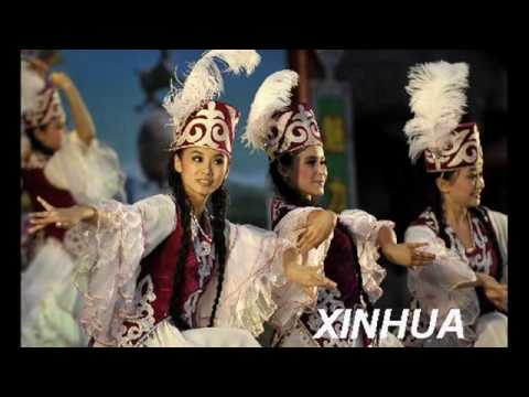 Kazakh Song - My Sister-in-law 我的大嫂 Music Videos
