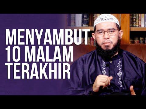 Video Singkat: Menyambut 10 Malam Terakhir - Ustadz Muhammad Nuzul Dzikri, Lc