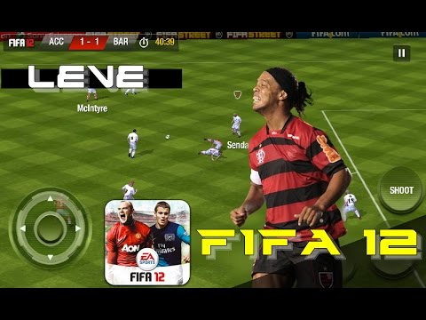 FIFA 12 LITE PARA ANDROID APK+DATA - DOWNLOAD!