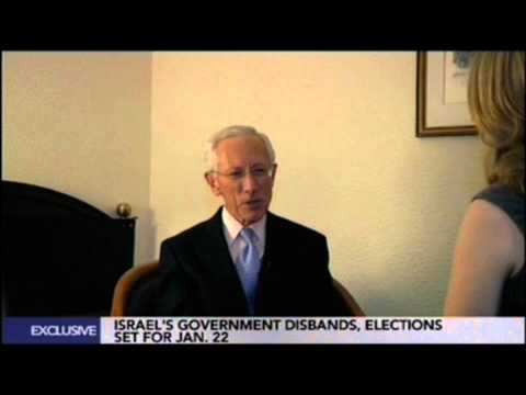 Stanley Fischer On Bloomberg TV - 17.10.2012