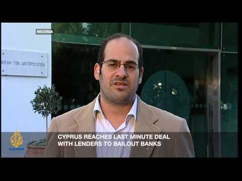 Inside Story - Cyprus: A painful bailout