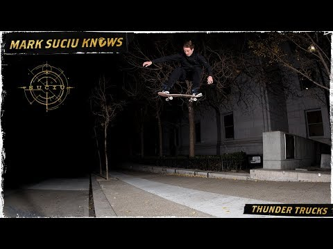 Mark Suciu Knows