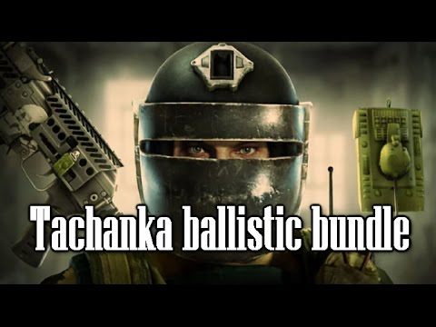 Rainbow Six® Siege - Tachanka ballistic bundle (1080, 60fps, Ultra HD pack)