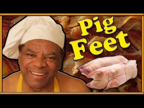 """""""Time to cook up some Pig Feet!"""" Cooking for Poor People Episode 7"""