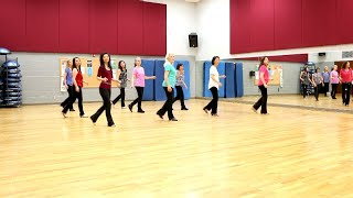 With My Eyes On You Line Dance Dance Teach In English 中文