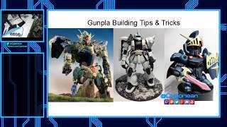 Anime Expo Panel - Gunpla Tips & Tricks