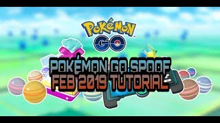 Pokémon Go Hack How to Spoof on Android with joystick Feb 2019 Full Tutorial