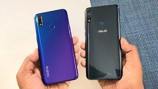 Realme 3 Pro vs Asus Zenfone Max Pro M2 SpeedTest & Camera Comparison