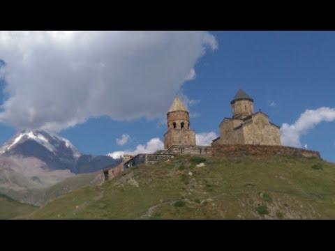 Travel Guide to Georgia, the Caucasus