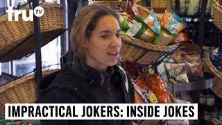 Impractical Jokers: Inside Jokes - Q and Murr Pucker Up | truTV