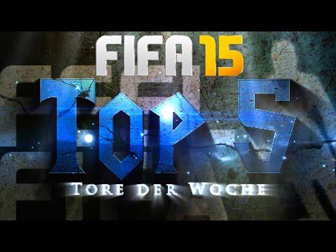 FIFA 15 Top 5 Tore der Woche #1 : UNGLAUBLICHE TORE HD