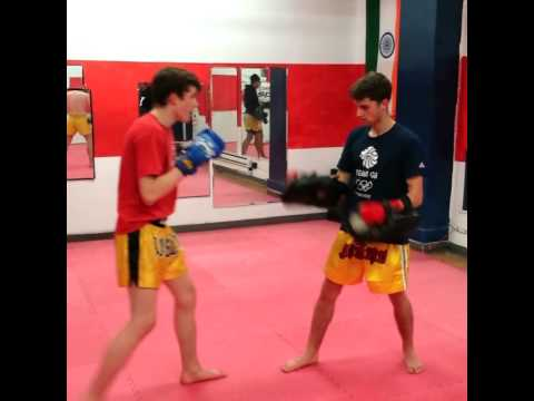 Basic Muay Thai drills at Victory Muay Thai(2) Image 1