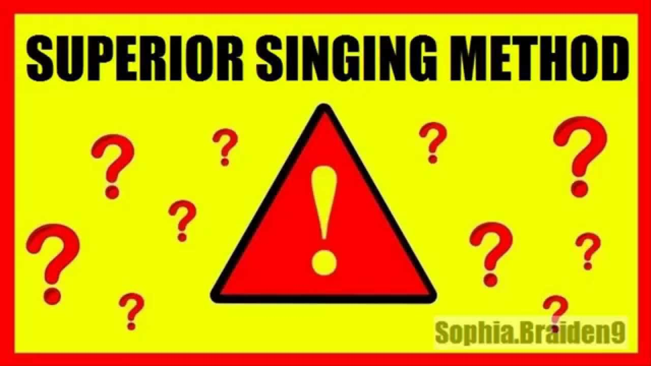Superior singing method review does superior singing method really