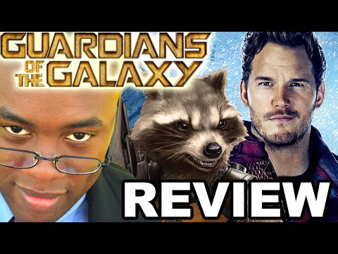 GUARDIANS of the GALAXY Movie Review : Black Nerd