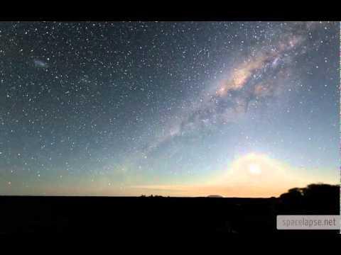 Uluru (Ayers Rock) Timelapse