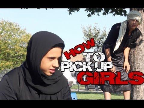 How Arabs Pick Up Girls ?