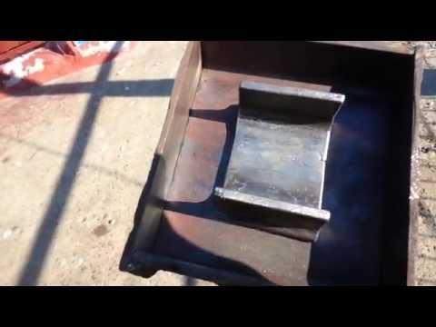 Форма отливки грузов для подводной охоты своими руками