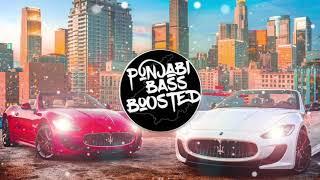 Los Angeles | Diljit Dosanjh | Yo Yo Honey Singh [BASS BOOSTED] Punjabi Songs 2018