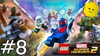 LEGO Marvel Superheroes 2 Cartoon Game Videos for Kids - Superhero Video Games for Children #8