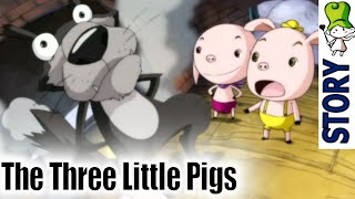 The Three Little Pigs - Bedtime Story Animation | Best Children Classics HD