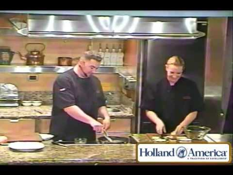 Jamaican Jerk Duck Breast: Holland America Cruise Celebrity Guest Chefs 01/2013