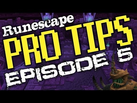 Runescape 3 – Pro Tips to Max Out Your Efficiency! Episode 5