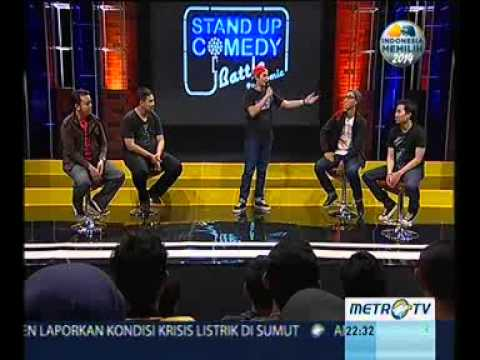 Stand Up Comedy: Musik Indonesia Part 1 video