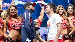 Mayweather vs. Pacquiao: Approaching the Fight