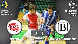 !FEST - Bader Ukraine Silver Business League 3