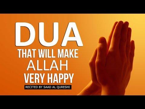 Dua That Will Make Allah Very Happy  ᴴᴰ