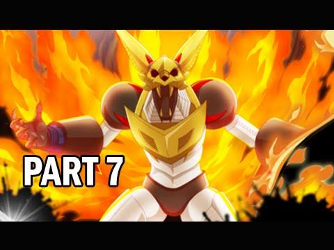 Naruto Shippuden: Ultimate Ninja Storm Revolution Walkthrough Part 7 Mecha Kyuubi Mode