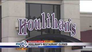 Houlihan's closes its doors