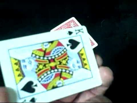 3 card monte throw tutorial