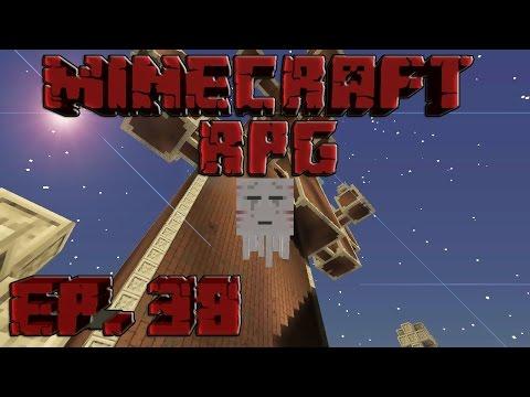 MINECRAFT RPG EP.38 COMBATE CONTRA EL UR GHAST SERIE SURVIVAL CON MODS