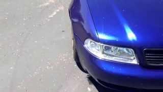 Audi a4 Custom wide body avant walk around  s4 rs4