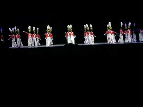 The Rockettes - Toy Soldier Dance - Radio City 2016