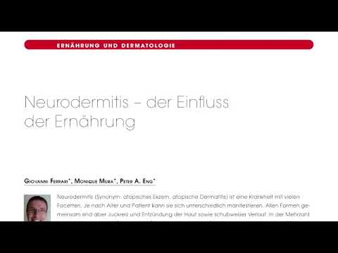Neurodermitis - Einfluss der Ernährung?.