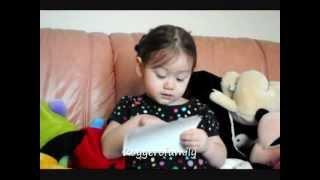 Camilla ThyThy (2 tuổi rưỡi) ngoan & lễ phép