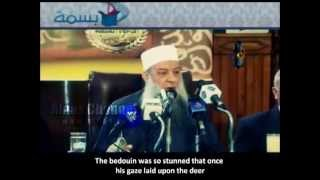 When a Prince Invited a Bedouin for Lunch…FUNNY Sh. Abu Ishaq Al-Heweny…