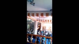 Bornova Ata Camii Uşşak Makamı Cuma İç Ezanı