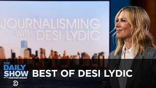 The Best of Desi Lydic - Trump Translators, Border Golf & Raw Water | The Daily Show