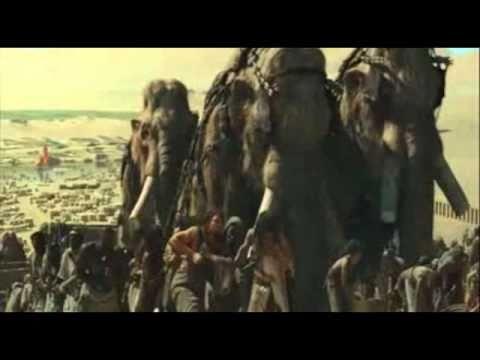 Kaliman, El Hombre Increible Trailer.