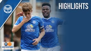 HIGHLIGHTS | Peterborough United vs Bury