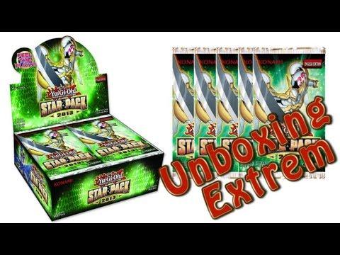 Bestes Unboxing Eines Yu Gi Oh Star Pack 2013 Displays