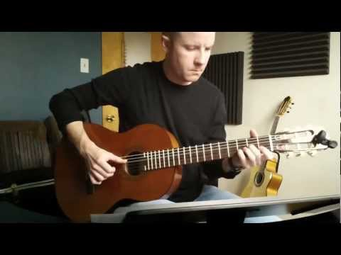 Muse: Starlight (for Classical Guitar) video