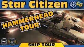 CitizenCon 2018: HammerHead Tour
